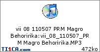 vii 08 110507 PRM Magro Behoririka